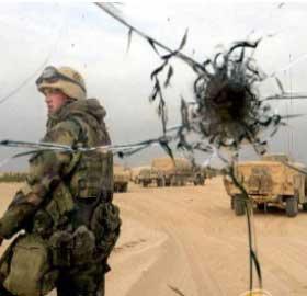 军用防弹玻璃